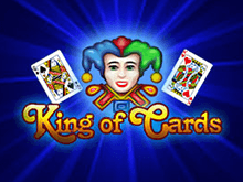King Of Cards на деньги