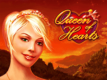 Queen Of Hearts - автоматы 777